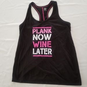 💜 5 for $25! Wine Workout Tank